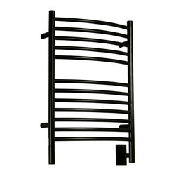 Amba Products - Amba ECO-20 E Curved Towel Warmer - Collection: Jeeves