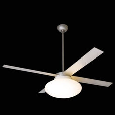 Contemporary Ceiling Fans by Lumens