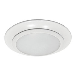 "Sea Gull Lighting - Sea Gull Lighting Traverse 6"" LED 40000K Retrofit Recessed Light X-51-S40641 - Traverse LED Downlight delivers the performance of incandescent downlights while reducing energy and operating cost by 80% and requiring virtually no maintenance. Ideal for general Lighting in residential and commercial applications, the damp rated Traverse can be used for shower applications as well. The Traverse LED downlight is also an excellent alternative to costly Fire rated recessed housings."