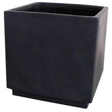 contemporary outdoor planters by Home Depot