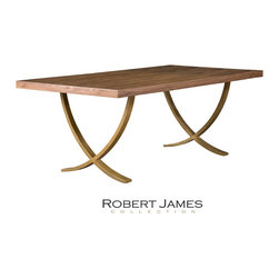 Dining Tables - ZIMMER DINING TABLE