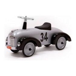 Baghera Speedster Metal Ride-On Car -