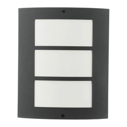 Eglo USA - Eglo USA City 83217A Wall Light Multicolor - 83217A - Shop for Wall Mounted from Hayneedle.com! Linear and modern the Eglo USA City 83217A Wall Light is just what your dark hallway needs. An anthracite frame and three rectangular white glass shades make it bold.About EGLOEGLO Group is an international enterprise with Tyrolean roots. At home all over the world this company blends Austrian traditions with cultural influences for a varied and creative product range. EGLO was founded in 1969 by Ludwig Obwieser and launched as EGLO Leuchten in Austria. For over 40 years they have evolved into a leading manufacturer of decorative interior lighting. EGLO creates trends. Over 90% of their lighting products are designed in-house and come from constant exchanges with customers suppliers and respected designers. EGLO: my light my style.