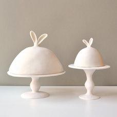 Contemporary Serveware by Tina Frey Designs
