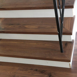 Residential remodel - Los Angeles - Staircase is done