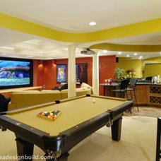 Basement by A&A Design Build Remodeling, Inc.