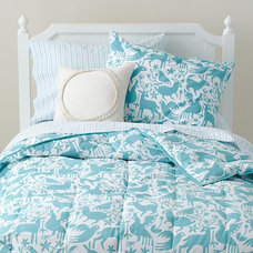 Contemporary Kids Bedding by The Land of Nod