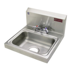 Griffin - Griffin Hand Wash Sink and Faucet (H30-224C) - Griffin H30-224C Hand Wash Sink and Faucet