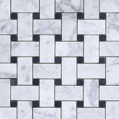 traditional bathroom tile by Rebekah Zaveloff
