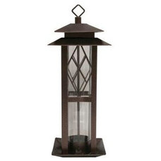 Craftsman Bird Feeders by HPP Enterprises