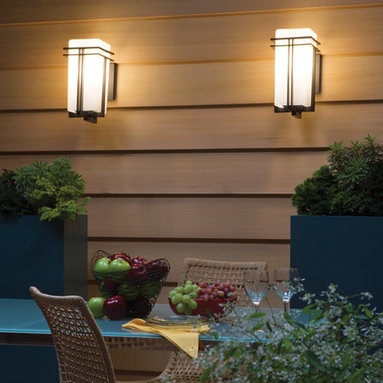 Outdoor Decrative Lighting - The Tremillo Collection of outdoor lighting from Kichler