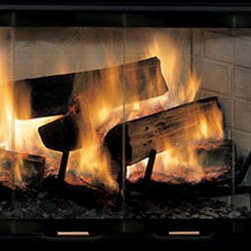 "Majestic Products - Majestic BC42 Royalton Wood-Burning Fireplace - Majestic BC42--42"" Heat Circulating Wood Burning Fireplace"