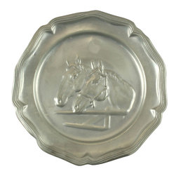 EuroLux Home - Consigned Vintage French Decorative Pewter - Product Details