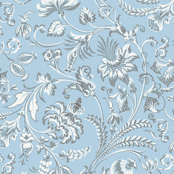 York Wallcoverings - CS8688 Wallpaper, Double Roll - Prepasted: Paste has already been applied to the back of the wallpaper and is activated with water.