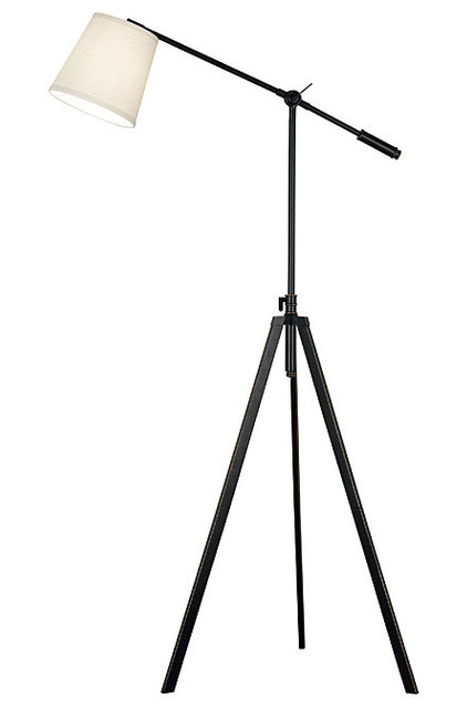 contemporary floor lamps by Overstock