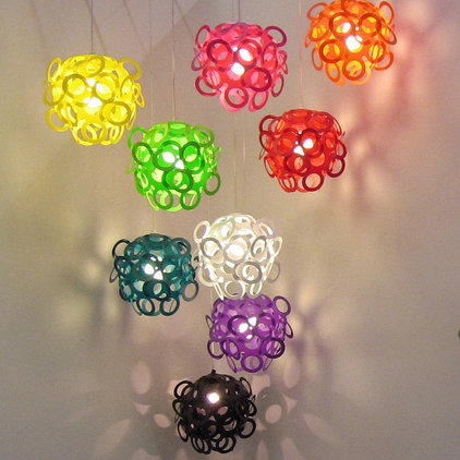 Eclectic Lamp Shades by Not on the High Street
