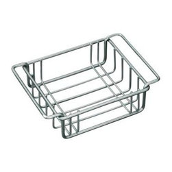 KOHLER - KOHLER K-3127-ST Wire Storage Basket Fits Undertone Trough Sinks - KOHLER K-3127-ST Wire Storage Basket Fits Undertone Trough Sinks