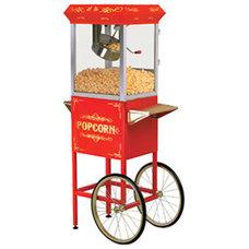 Popcorn Trolley @ Sharper Image