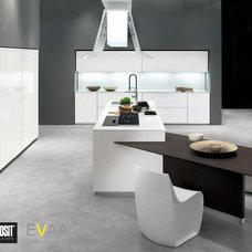 Modern Kitchen by EVAA Home Design Center