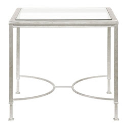 Vanguard - End Table - Personalized Finish Options Available. See Price List for Details.