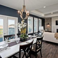 Contemporary  by Dowalt Custom Homes Inc