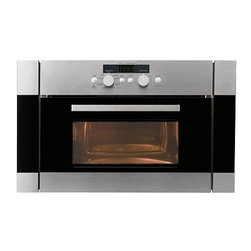 IKEA of Sweden - FRAMTID Microwave oven - Microwave oven, Stainless steel