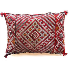 Eclectic Pillows by The Loaded Trunk