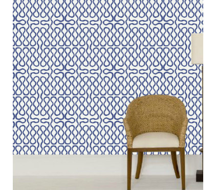 contemporary wallpaper by Cole & Son