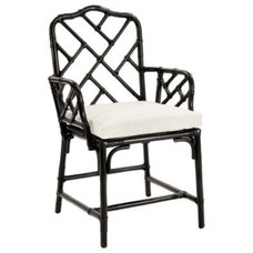Asian Accent Chairs by Beth Connolly