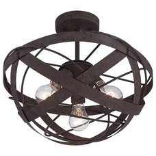 Industrial Ceiling Lighting by Lamps Plus