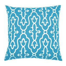 DD - Blue Maira Indoor - A timeless geometric pattern in a Moroccan style will be the perfect touch to your home