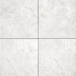 "EGE Seramik - Alabastrino Grey/White Wall 10"" x 13"" - With sophisticated neutral colors and a very subtle variation, which enhances their beauty, these tiles portray the look of Alabastrino Marble. Color matched decorative Monica Inserts and Monica Listellos enhance the attractiveness of the tiles. The coordinating Mosaic can be used for decorative purposes."