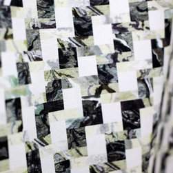 Block Upholstery Fabric, Oyster, Yard - 1 YARD MINIMUM ORDER