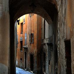 Alleyway #2 - © Jim Chamberlain