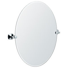 contemporary bathroom mirrors by Lamps Plus