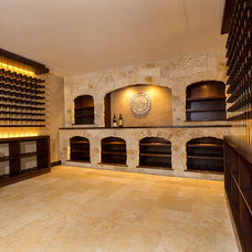 Mediterranean Wine Cellar by VINIUM, LLC