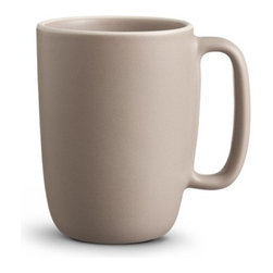Large Mug - These Heath ceramic mugs are the equivalent of a cashmere wrap cardigan: a little bit of luxury, but in a put-your-feet-up format.