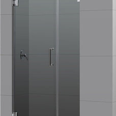 Modern Showers by Luxvanity