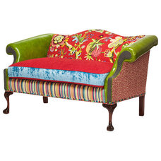 Transitional Love Seats by Salmagundi