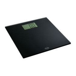 "American Weigh Scales - Digital Scale Large LCD - Digital Bathroom Scale with strong metal base comfortable plastic platform 330lb with capacity 0.2lb graduation large LCD display (1.1""x2.4"") platform size 12.4""x12"" Lithium battery included."
