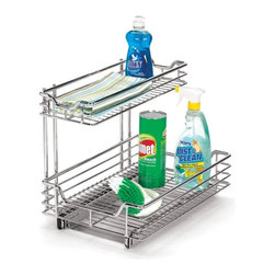 "Whitney Designs - Whitney Designs 12 Sink Sliding Organizer (C26512) - Whitney Designs C26512 12"" Sink Sliding Organizer"