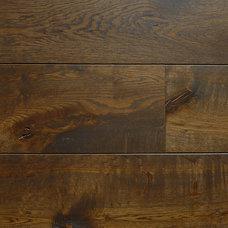Contemporary Hardwood Flooring by Fine Oak Flooring Ltd