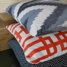 Modern Decorative Pillows by Pillow Flight
