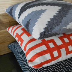 modern pillows by Pillow Flight
