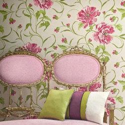 Casamance Wallpapers - http://www.casamance.com/default.aspx