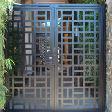 Modern Outdoor Products by Custom Gates