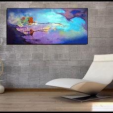 Modern Living Room by R.Christov