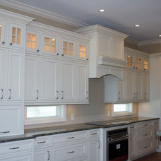 Traditional Kitchen by Shorelines Design Group