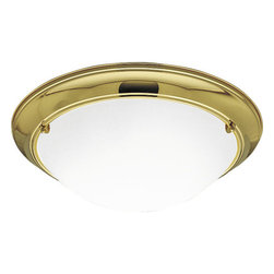 "Progress Lighting - Progress Lighting P3563-10 Eclipse 19-3/8"" Three Light Flush Mount Ceiling - Features:"