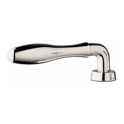 Grohe - Grohe 18732000 Starlight Chrome Seabury Seabury Lever Handles - Add the finishing touch to your bathing space with one of GROHE´s spectacular faucet designs. Modern or traditional, a GROHE faucet will be the talking point of your bathroom or kitchen.  Seabury Lever handles  Sold in pairs